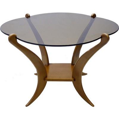 Журнальный столик  из дерева чертежи 55