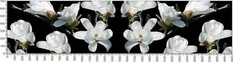 арт.№529 (Цветы 6)