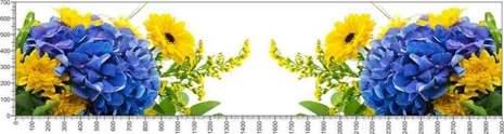 арт.№536 (Цветы 13)