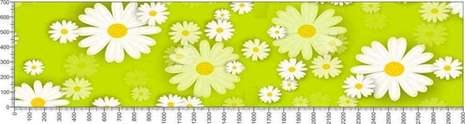 арт.№553 (Цветы 30)