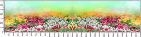 арт.№558 (Цветы 35)