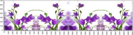 арт.№587 (Цветы 64)