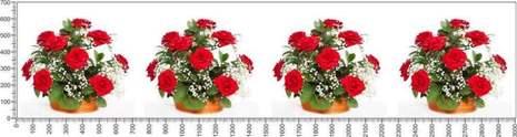 арт.№639 (Цветы 116)