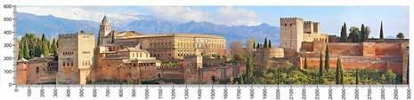арт.№189 (Фотофартук-Панорамы городов 2)