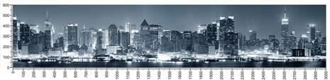 арт.№193 (Фотофартук-Панорамы городов 7)