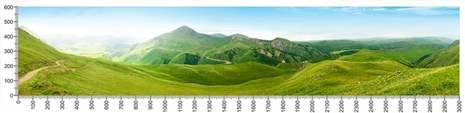 арт.№230 (Фотофартук-Панорамы природы 18)