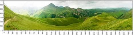 арт.№467 (Панорамы природы 61)